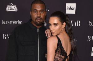 Kim Kardashian homenageia marido, Kanye West, com nome da 3ª filha: 'Chicago'