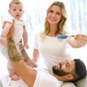 Vem novo bebê aí! Andressa Suita anuncia segunda gravidez: 'Agora somos 4'