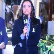 Patrícia Poeta vira piada na internet após cometer gafe no 'Jornal Nacional'