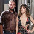 Clara (Bianca Bin) prometerá ficar com Renato (Rafael Cardoso) após sua vingança em 'O Outro Lado do Paraíso'