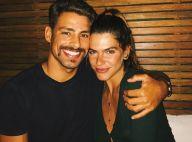 Cauã Reymond e Mariana Goldfarb param de se seguir na web após separação