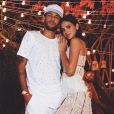 ' Ah, eu também não sabia. Coloquei a data que eu subi na arquibancada da Olimpíada', respondeu Neymar para Bruna Marquezine