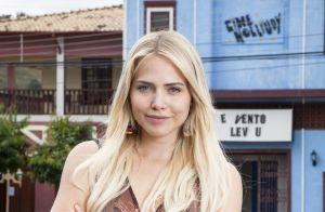 Letícia Colin desperta paixão em cinéfilo na série 'Cine Holliúdy'. Detalhes!