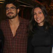 Caio Castro posta 1° foto com a namorada e celebra 29 anos:'Meu presente é você'