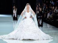 Camila Coelho fecha desfile da Ralph & Russo, em Paris, vestida de noiva. Fotos!