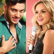 Lucas Lucco nega romance com Eliana, mas não esconde admiração: 'Muito bonita'
