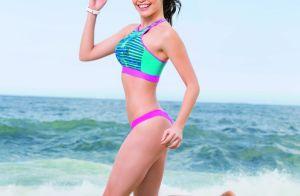 Vitoria Strada, de 'Tempo de Amar', dança para manter corpo definido: 'Zumba'