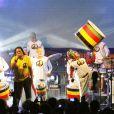 Cortejo Afro fez seu ensaio para o carnaval nesta quarta-feira, 24 de janeiro de 2018