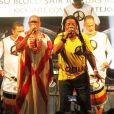 Cortejo Afro fez seu ensaio para o carnaval 2018 nesta quarta-feira, 24 de janeiro de 2018
