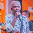 Gilberto Gil cantou em comemoração aos 464 anos da cidade de São Paulo