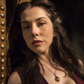 Bia Arantes estreia em 'Deus Salve o Rei' e é destaque na web: 'Brice na área'