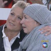 Xuxa Meneghel canta para a mãe, Alda, em vídeo e emociona fãs: 'Te amo, Aldinha'