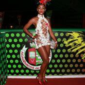 Erika Januza ousa em look de Carnaval e comenta paquera: 'Sou muito tímida'