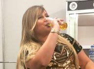 Marília Mendonça dá resposta sobre mulher beber: 'Feio é quando não bebo'