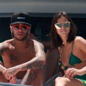 Neymar recorda viagem com Bruna Marquezine e filho por Noronha: 'Minha sorte'