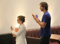 Novo casal? Mariana Ximenes curte cinema com o músico Felipe Fernandes. Fotos!