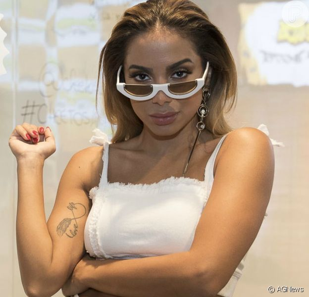 Anitta será a protagonista da sequência do filme 'Tropa de Elite'