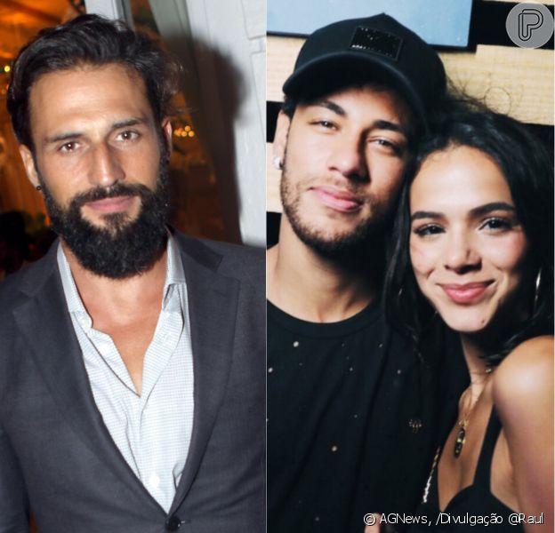 José Fidalgo é fã do casal Bruna Marquezine e Neymar, afirma ao Purepeople: 'Os amo!'