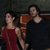 Fátima Bernardes já conhecia Túlio Gadêlha antes de namoro: 'Olhar vai mudando'