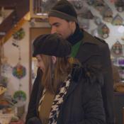 Novela 'Carinha de Anjo': Cecília e Gustavo curtem lua de mel em Bariloche