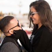 Emilly Araújo é recebida por Jô Amâncio com buquê de flores em Paris: 'Te amo'