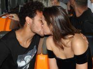 Bruna Marquezine beija Neymar em festa e ele declara: 'Melhor presente da vida'