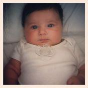 Carol Francischini posta foto da filha, Valentina, de pertinho: 'Amor da vida'