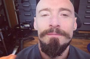 Hugh Jackman raspa a cabeça e pinta a barba para personagem no filme 'Pan'