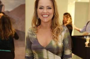 Viviane Pasmanter e Carolina Kasting posam juntas em evento no Rio