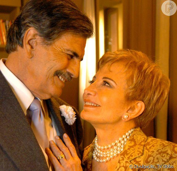 Tarcísio Meira e Glória Menezes sobre 50 anos juntos: 'Romantismo não tem idade'