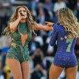 Jennifer Lopez cantou a música 'We are one' na abertura da Copa do Mundo