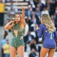 Jennifer Lopez empolgou os fãs na abertura da Copa do Mundo no Brasil