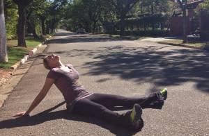 Ana Hickmann treina para ficar em forma. 'Não quer sair da dieta', diz personal