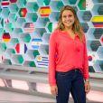 Aos 27 anos, Fernanda Gentil cobre sua segunda Copa do Mundo