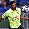 Hulk está confiante na vitória do Brasil contra o México