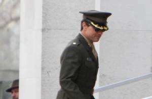 Tom Cruise e Emily Blunt rodam cenas do filme 'All You Need is Kill' em Londres