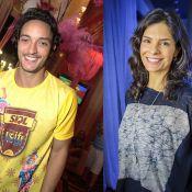 Helena Ranaldi e Allan Souza assumem romance em foto no Instagram: 'Enamorados'