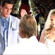 Julio Cesar e Susana Werner se casaram em 2002 no Rio de Janeiro