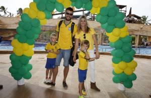 Na véspera de completar 37 anos, Fernanda Lima diz que pensa em ter outro filho