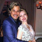 Edson Celulari se declara para a namorada, Karin Roepke: 'Você é o raio de sol'