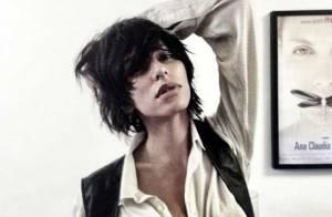Mudança de visual: Lea T. corta o cabelo bem curtinho e posta foto no Instagram