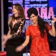 Narciza Tamborindeguy realiza sonho de imitar Amy Winehouse