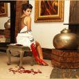 Ana Júlia Dorigon é garota-propaganda da marca de lingerie Ouseuse