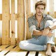 Ycaro Tavares tem 24 anos e terá seu primeiro papel de expressão na TV em 'Malhação Sonhos'