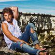 Ycaro Tavares é conhecido por sua carreira como modelo