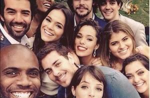 Na reta final da novela, elenco de 'Em Família' terá duas festas de despedida