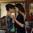 Giovanna Antonelli faz balanço do casal Clara e Marina: 'Sensação de missão cumprida'