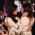 Giovanna Antonelli faz balanço do casal Clara e Marina: 'Quebramos barreiras'
