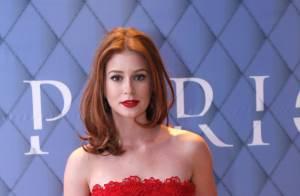 De vermelho rendado a terninho, confira o estilo do elenco na festa de 'Império'