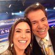 Patricia Abravanel é a filha número 4 de Silvio Santos